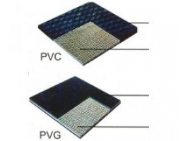PVC/PVG Conveyor Belt for coal mine