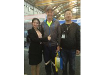 """Our company participated """"AIMEX2015"""""""