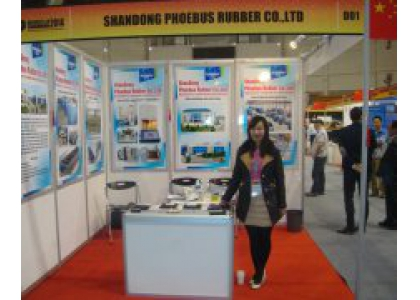 """More and more foreign customers choose """" Phoebus Rubber"""""""
