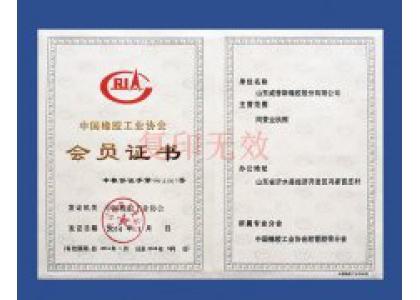 新万博客户端b协会会员证书