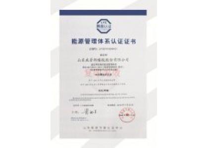 Energy Management System Certification