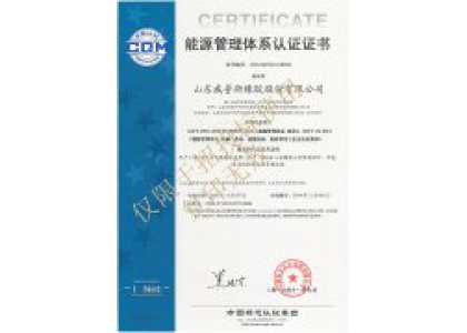 能源管理体系认证1