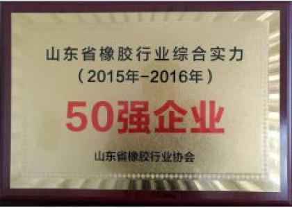 山东省新万博客户端b行业综合实力50强企业