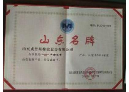Shandong Phoebus Rubber Co.,ltd.Gain new honor